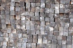 Σωροί της ξύλινης σύστασης στοκ εικόνες