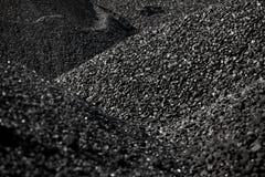 Σωροί του άνθρακα Στοκ Εικόνα