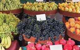Σωροί φρούτων Στοκ Εικόνα