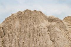 Σωρός άμμου στοκ εικόνες