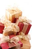 σωρός δώρων Στοκ φωτογραφία με δικαίωμα ελεύθερης χρήσης