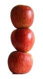 σωρός μήλων Στοκ Εικόνα
