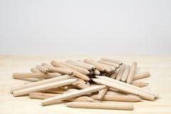 Σωρός μολυβιών Στοκ Φωτογραφία