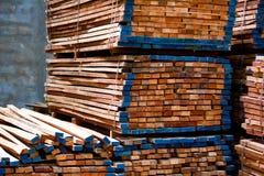 Σωρός ξυλείας Στοκ φωτογραφία με δικαίωμα ελεύθερης χρήσης