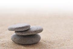 Σωρός πετρών της Zen Στοκ φωτογραφίες με δικαίωμα ελεύθερης χρήσης