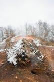 Σωρός σκουριάς της Ema, Οστράβα Στοκ φωτογραφίες με δικαίωμα ελεύθερης χρήσης