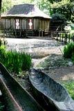 σωρός σπιτιών του Μπενίν Στοκ φωτογραφία με δικαίωμα ελεύθερης χρήσης