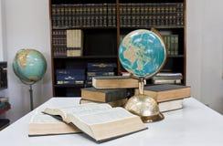 σωρός σφαιρών βιβλίων Στοκ Φωτογραφία