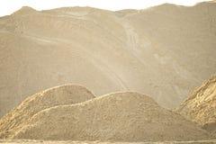 Σωρός της άμμου στοκ φωτογραφίες