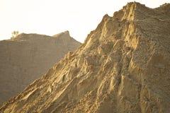 Σωρός της άμμου στοκ εικόνες