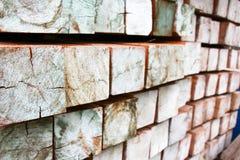 Σωρός της ξυλείας Στοκ εικόνα με δικαίωμα ελεύθερης χρήσης