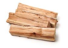 Σωρός της ξύλινης διακοπής πυρκαγιάς στοκ φωτογραφίες με δικαίωμα ελεύθερης χρήσης