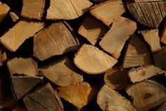 Σωρός της ξύλινης σύστασης στοκ φωτογραφίες