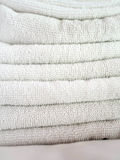 Σωρός της πετσέτας Στοκ φωτογραφία με δικαίωμα ελεύθερης χρήσης