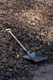 Σωρός του άνθρακα Στοκ εικόνα με δικαίωμα ελεύθερης χρήσης
