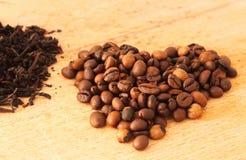 Σωρός του καφέ Στοκ Εικόνα