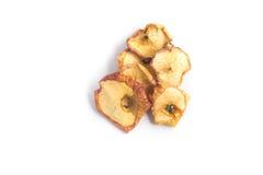 Σωρός του ξηρού μήλου Στοκ φωτογραφία με δικαίωμα ελεύθερης χρήσης