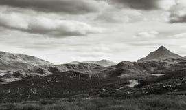 Σωρός του Ben, Σκωτία Στοκ φωτογραφία με δικαίωμα ελεύθερης χρήσης