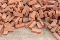 Σωρός τούβλινου Στοκ φωτογραφία με δικαίωμα ελεύθερης χρήσης