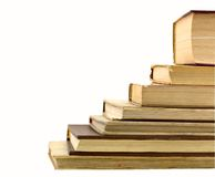 Σωρός των βιβλίων Στοκ εικόνες με δικαίωμα ελεύθερης χρήσης