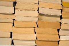 Σωρός των βιβλίων Στοκ εικόνα με δικαίωμα ελεύθερης χρήσης