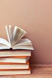 Σωρός των βιβλίων Στοκ φωτογραφία με δικαίωμα ελεύθερης χρήσης