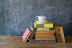 Σωρός των βιβλίων, Στοκ Φωτογραφία
