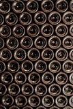 Σωρός των μπουκαλιών κρασιού Στοκ εικόνα με δικαίωμα ελεύθερης χρήσης