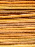 Σωρός των πετσετών Στοκ εικόνα με δικαίωμα ελεύθερης χρήσης
