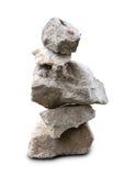 Σωρός των πολλαπλάσιων πετρών γρανίτη Στοκ φωτογραφία με δικαίωμα ελεύθερης χρήσης