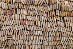 Σωρός των τούβλων Στοκ Εικόνες
