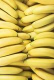 Σωρός των φρέσκων μπανανών Στοκ Φωτογραφίες