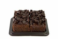 Σωρός των brownies Στοκ Εικόνα