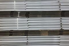 σωρός χαρτονιού κιβωτίων Στοκ φωτογραφία με δικαίωμα ελεύθερης χρήσης