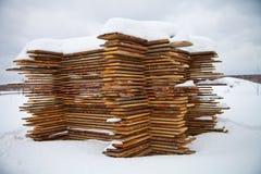 σωρός χαρτονιών Στοκ εικόνες με δικαίωμα ελεύθερης χρήσης