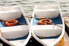 Σωσίβιες λέμβοι Στοκ Φωτογραφία