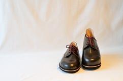 Σωστό παπούτσι και αριστερό παπούτσι Στοκ εικόνα με δικαίωμα ελεύθερης χρήσης