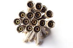 Σωλήνας μανικών μετάλλων Στοκ φωτογραφία με δικαίωμα ελεύθερης χρήσης
