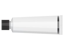 Σωλήνας της οδοντόπαστας, της κρέμας ή του πηκτώματος. Συσκευασία προϊόντων Στοκ εικόνα με δικαίωμα ελεύθερης χρήσης