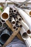 Σωλήνας PVC Στοκ Εικόνες