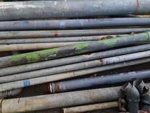 Σωλήνες αποβλήτων Στοκ Εικόνες