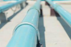 Σωλήνες PVC Στοκ εικόνα με δικαίωμα ελεύθερης χρήσης