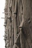 Σωληνοειδής κάλυψη οργάνωσης και καμβά Στοκ φωτογραφία με δικαίωμα ελεύθερης χρήσης