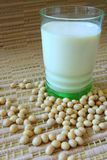 σόγια γάλακτος Στοκ Φωτογραφία