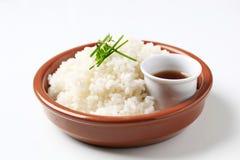 σόγια σάλτσας ρυζιού Στοκ Εικόνες