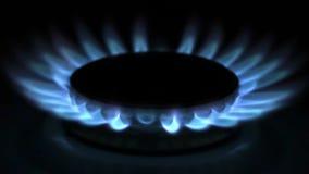 Σόμπα αερίου στο σκοτάδι φιλμ μικρού μήκους