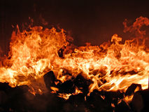 σόμπα πυρκαγιάς Στοκ φωτογραφία με δικαίωμα ελεύθερης χρήσης