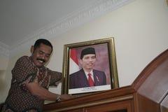 Σόλο δήμαρχος και Πρόεδρος αριθμού της Ινδονησίας, Joko Widodo Στοκ Φωτογραφία