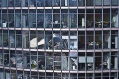 σύγχρονα γραφεία Στοκ εικόνες με δικαίωμα ελεύθερης χρήσης