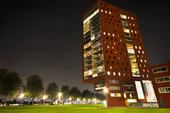 Σύγχρονα κατοικημένα κτήρια διαμερισμάτων στοκ φωτογραφία με δικαίωμα ελεύθερης χρήσης